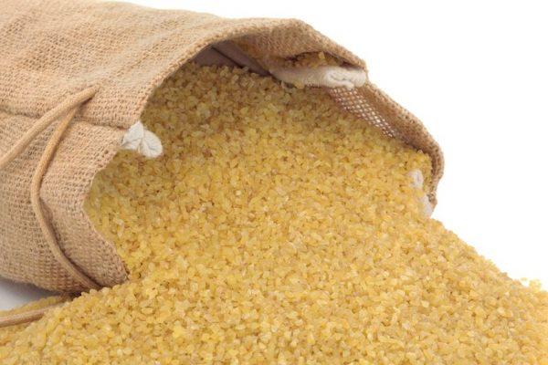Fine Burghul Wheat #1